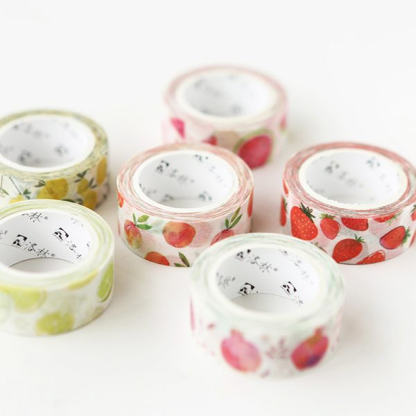 Washi Tape for Scrapbooking